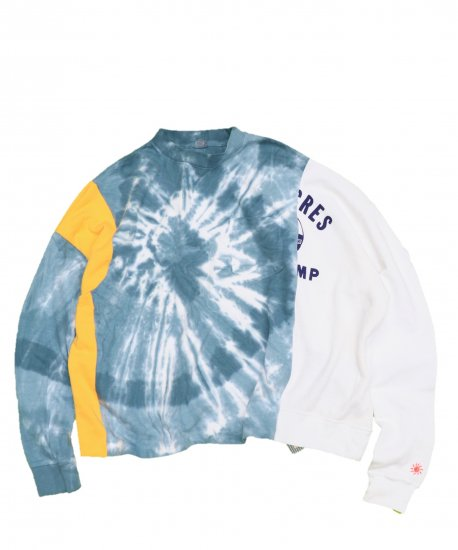 ONE IN THE WORLD / TIE DYE REMAKE IS
