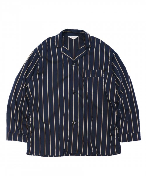 TOWN CRAFT /  PAJAMA JACKET STRIPE