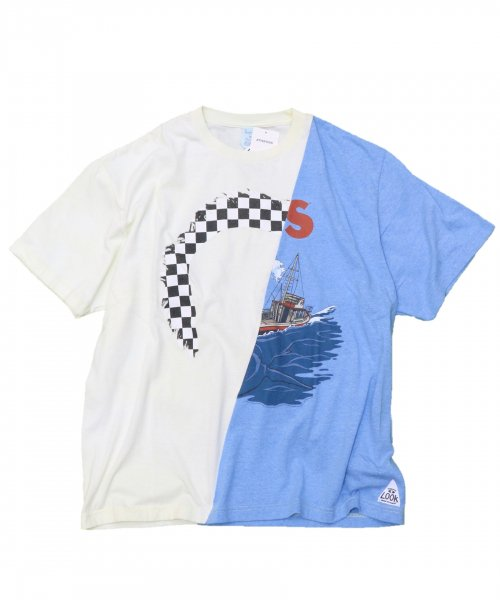 THRIFTY LOOK / TWINS S/S TEE