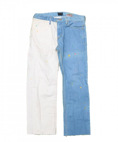 ONE IN THE WORLD / 136 DENIM PANTS