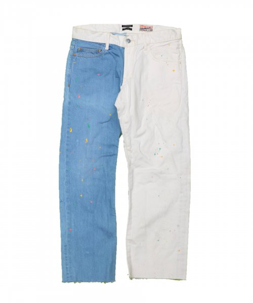 ONE IN THE WORLD / 137 DENIM PANTS