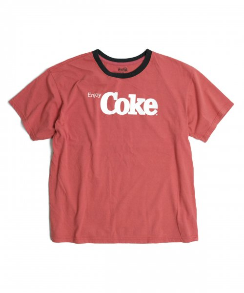 THRIFTY LOOK / COCA-COLA ALL PRINT TEE