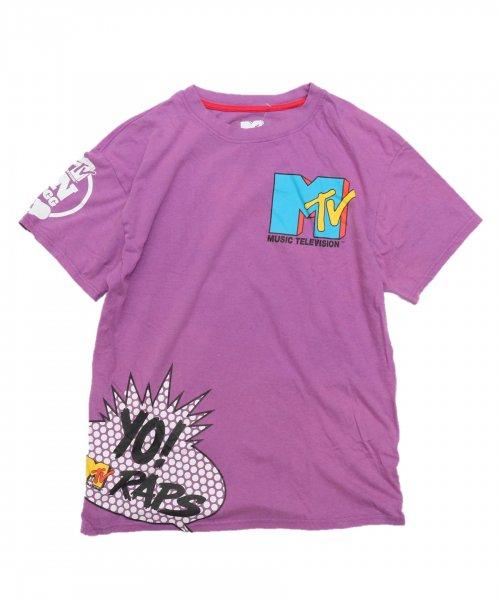 THRIFTY LOOK / MTV ALL PRINT TEE