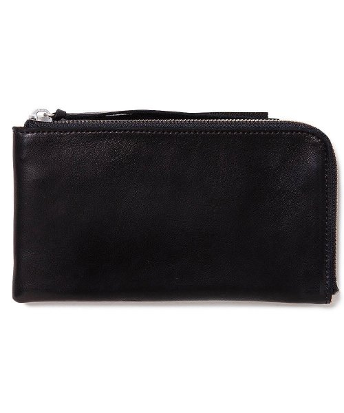 HOBO / HORSE LEATHER LONG ZIP WALLET