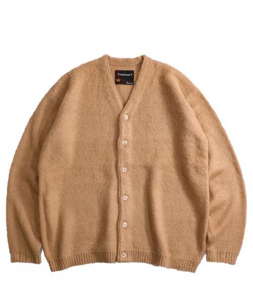 TOWNCRAFT / SOLID JACQUARD 70S CARDIGAN
