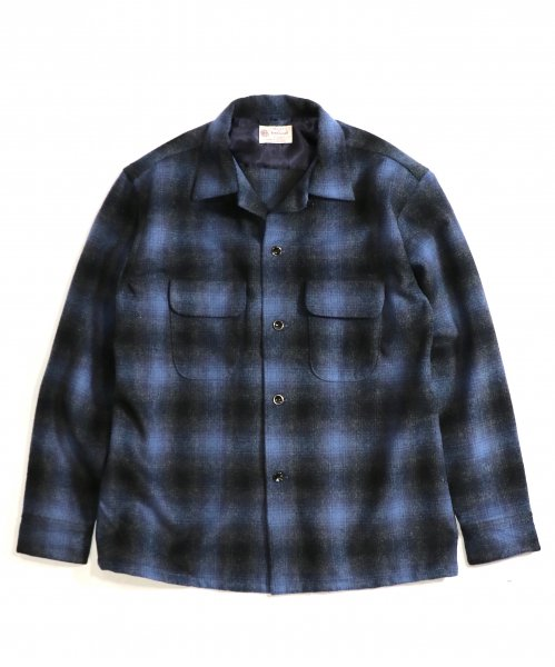 TOWNCRAFT / 50S WOOL W-P SHIRTS