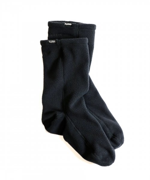 HOBO / POLARTEC® WIND PRO® FLEECE SOCKS