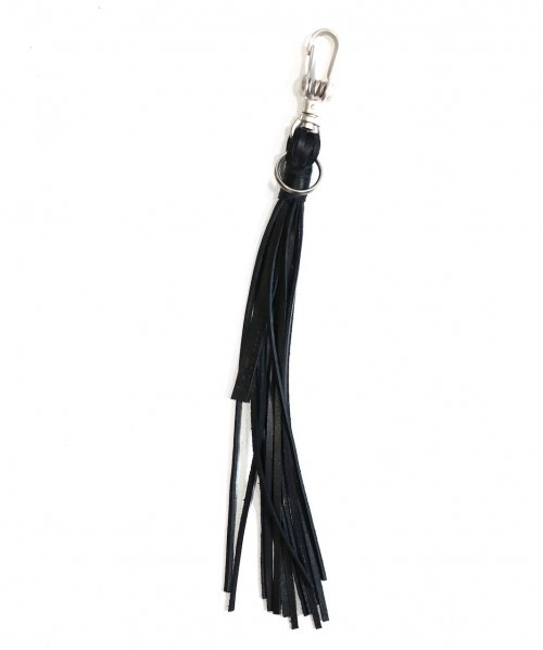 HOBO / COW LEATHER TASSEL KEY RING