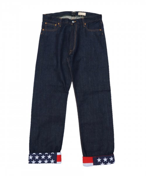 ONE IN THE WORLD / PATCH & POCKET DENIM