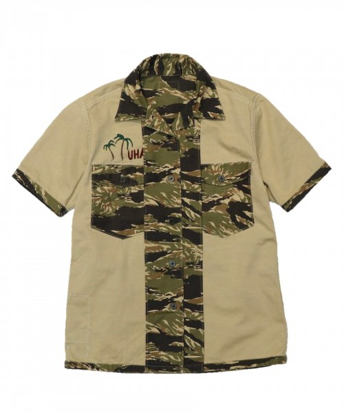 ONE IN THE WORLD /  CAMO SHIRTS