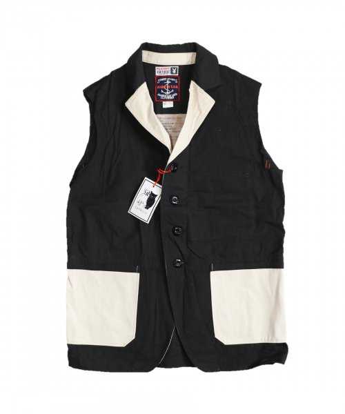 ONE IN THE WORLD / TAILORED VEST