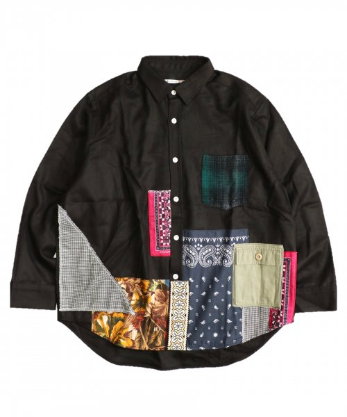 ONE IN THE WORLD / PATCH SHIRTS