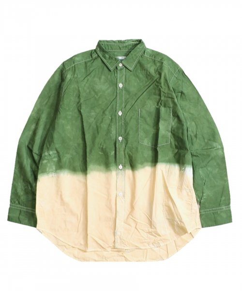 ONE IN THE WORLD / W COLOR SHIRTS