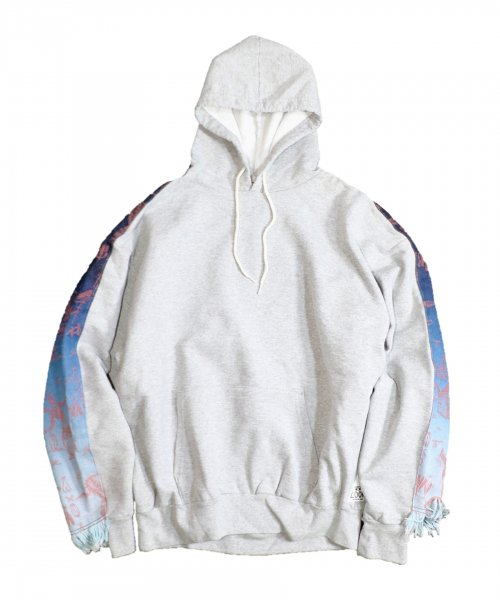 ONE IN THE WORLD / BACK STOLE HOODIE