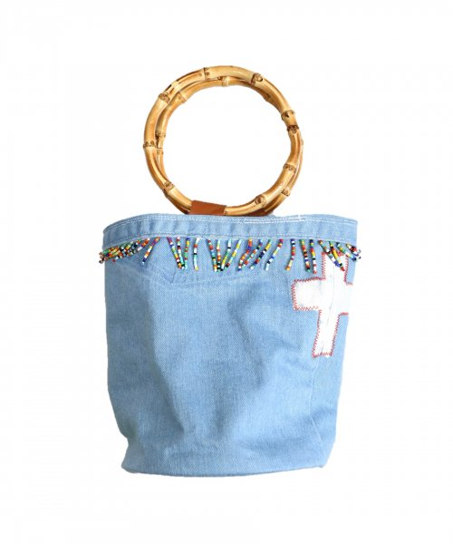 ONE IN THE WORLD / RING HUNDLE BAG