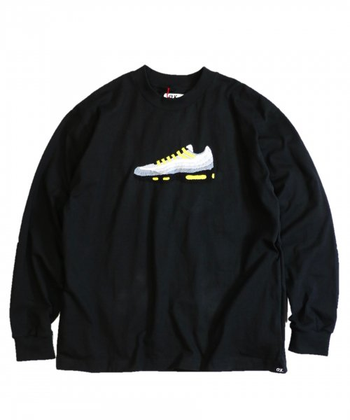 O.K./MAX95  LONG SLEEVE TEE