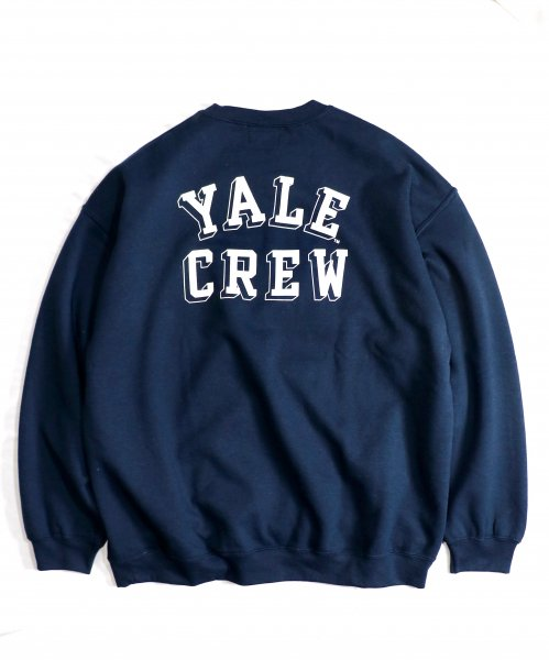 SUNNY SPORTS /  YALE VINTAGE CREW SWEAT