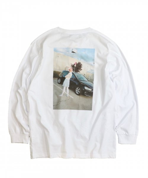 WHITEHOUSE3000/ BILLIE SHIRT 3 L/S TEE