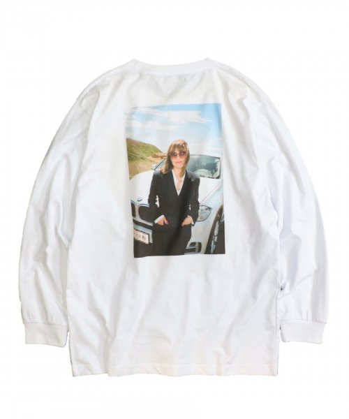 WHITEHOUSE3000/ JENNIFER SHIRT 2 L/S TEE