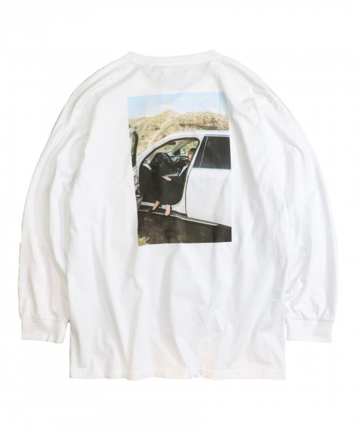 WHITEHOUSE3000/ JENNIFER SHIRT 3 L/S TEE