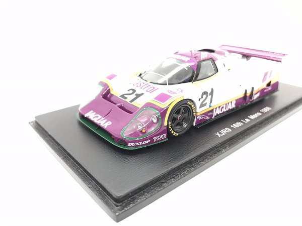 Spark製 1/43 XJR9 NO.21 16ThLe Mans 19