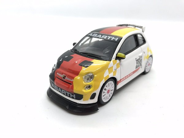 1/43ABARTH500 MAKE IT YOUR RACE