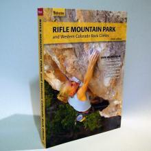 Rifle Mountain Park ライフル マウンテンパーク(トポ・ガイドブック)