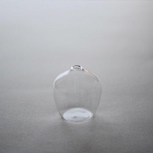 フラワーベース ライトガラス S