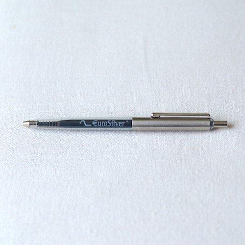 トランスペアレントボールペン