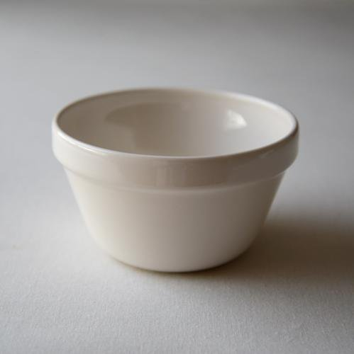 M maison cash pudding basins white
