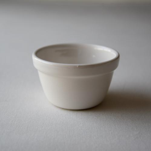 S maison cash pudding basins white