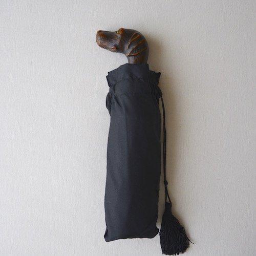 傘 いぬ Noir/Black