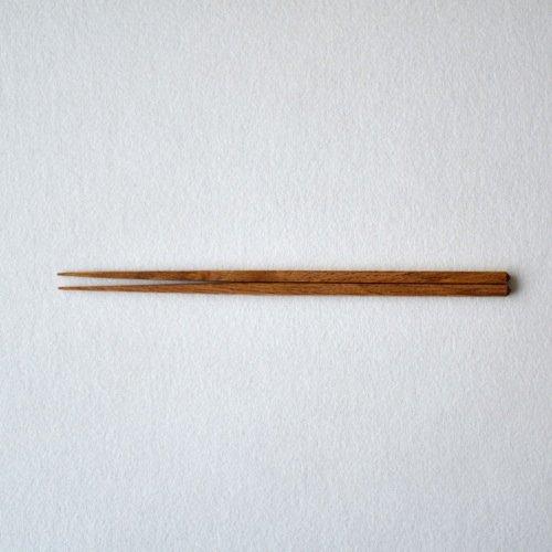 樫の木の箸