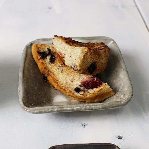 パンやクッキー お菓子を盛る豆皿 漬物 バター ジャム 調味料 ディップ皿/ 商品No.3
