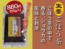 【ごぼう+ショウガ】無添加・生姜ごぼう茶(国産原材料100%)