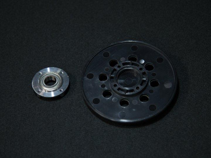 低重心軽量ヘッド+PVDベアリングアダプター セット