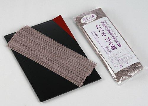 たべそ ほそ紫 【丹後古代紫米(玄米)麺】
