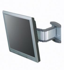【送料無料】AURORAオーロラ LWA-23 液晶モニター用 壁面ハンガー フレキシブルアームタイプ~27インチ  【配送A】