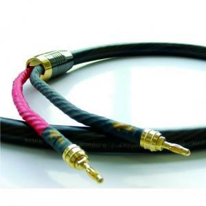 【送料無料】REAL CABLE(リアルケーブル)『HD TDC600-2M00』スピーカーケーブル2M(ペア)【配送A】