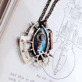 電氣エンドルフィン 蒸気機関融合鉱物 ラブラドライト 1459