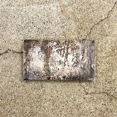 【在庫あり】カガリユウスケ 名刺入れ カードケース 都市型迷彩
