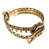 【ラスト一点】カガリユウスケ zip bracelet ジップ ブレスレット GD