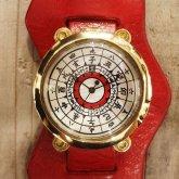 アニメ「甲鉄城のカバネリ」×A STORY TOKYO コラボ腕時計 無名モデル