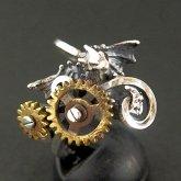 林檎屋 歯車とドラゴン シルバーリング