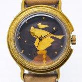 アート腕時計「鳥と少年」画家 宗像裕作 × A STORY TOKYO