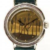 アート腕時計「森の詩」画家 宗像裕作 × A STORY TOKYO 銀製