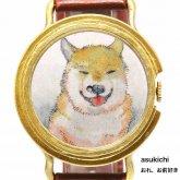 アート腕時計 クロノキャンバス 2017 冬 askichi × A STORY TOKYO