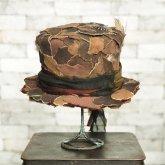 【マッドハッターの帽子展】KENT HAT オータムカラーズハット 一点物