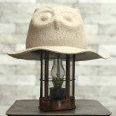 【マッドハッターの帽子展】KENT HAT フクロウハット