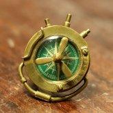 空船の指時計 スチームパンクリングウォッチ 指輪時計 リングウォッチ